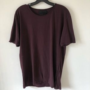 Men's Zara Essentials T-shirt Size L